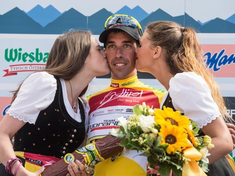 Victor de la Parte gewann 2015 die Ö-Tour