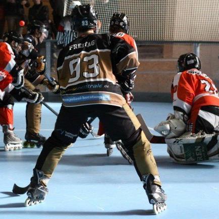 Die Wolfurt Walkers laden zum Inlinehockey-Spektakel in die HockeyArena.