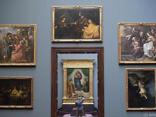 Das Museum in Dresden gehört zu den Top-Kunstadressen in Europa
