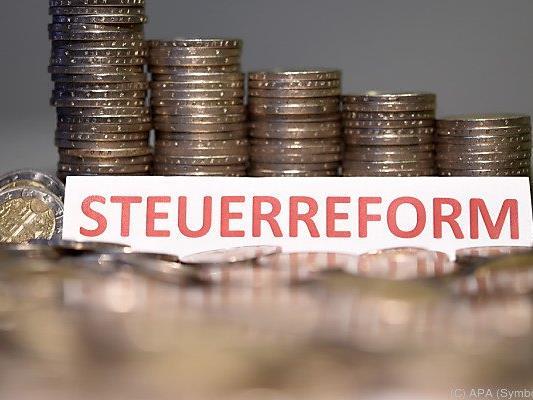 Steuerreform wird als positiv gewertet