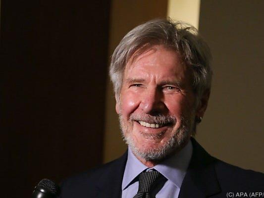 Harrison Ford greift noch einmal zur Peitsche
