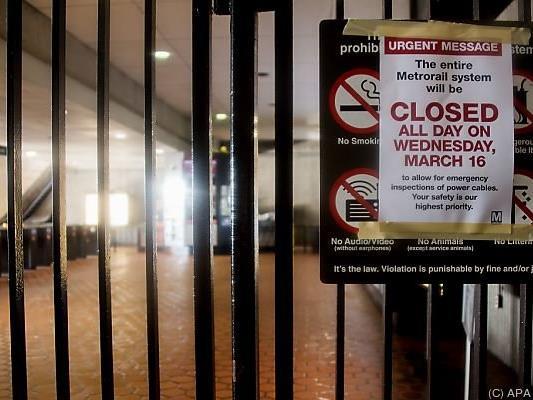 Die Tore blieben geschlossen