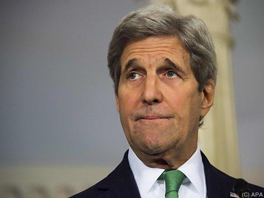 Kerry ist für eine internationale Untersuchung