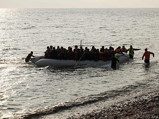 Anzahl der Flüchtlinge aus der Türkei nimmt ab