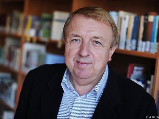 Hanns-Josef Ortheil erhält 25.000 Euro