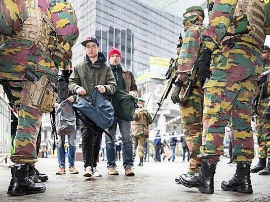 Europa bereitet sich auf eine Zeit des Terrors vor