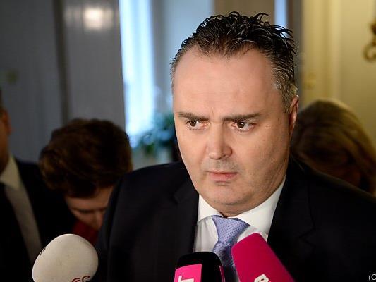 Verteidigungsminister Doskozil in Sarajevo