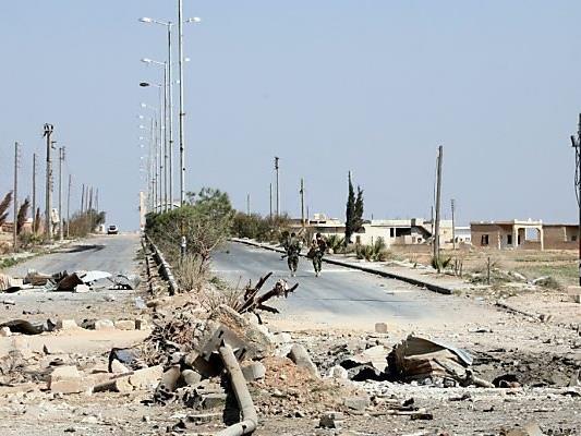 Tägliche Kämpfe in Syrien