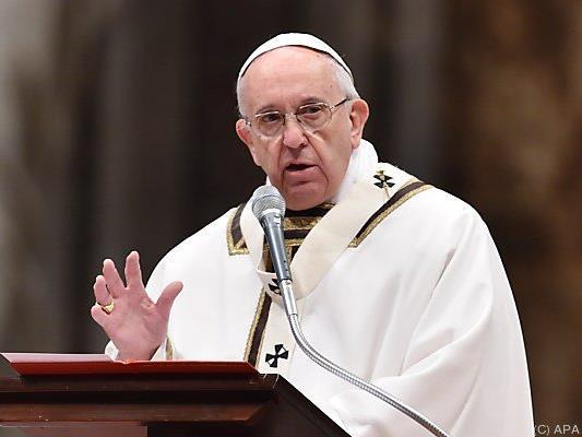 """Papst verurteilte Terroranschlag als """"Kriegsakt"""""""