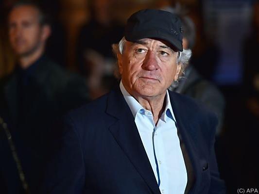Robert De Niro nimmt Doku aus Tribeca-Programm