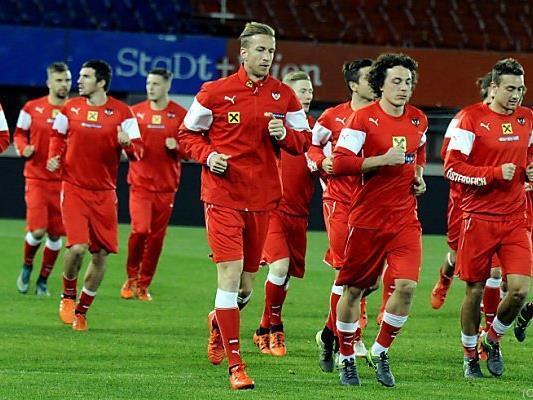 Fußball: ÖFB-Team mit positiver Bilanz gegen die Türkei