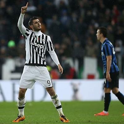 Am Ende durfte Juventus jubeln