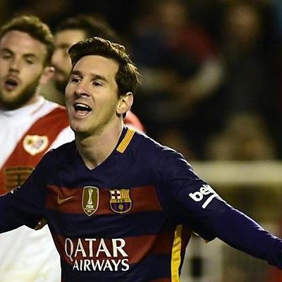 Alles normal - Dreimal Messi, fünfmal Barca