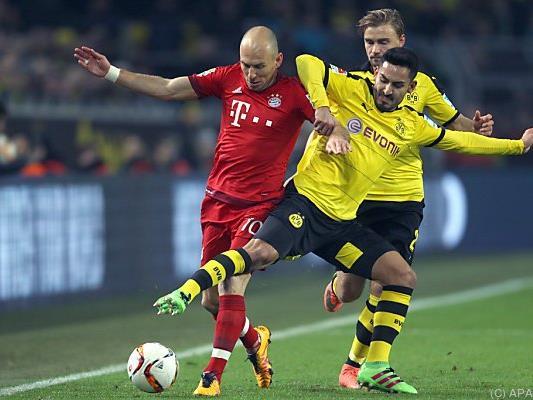 Sehenswertes Spiel der Bundesliga-Topstars in Dortmund