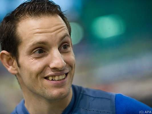 Weltrekordhalter Renaud Lavillenie