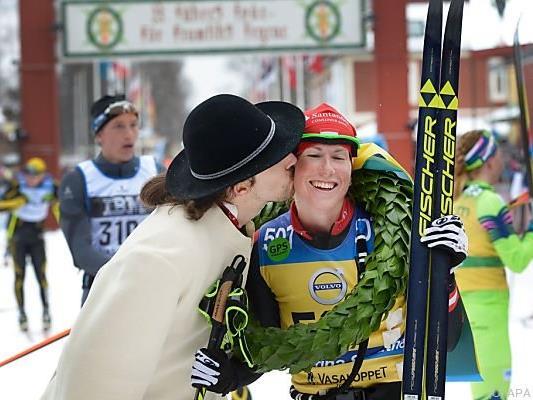 Katerina Smutna gewann den Traditionslauf