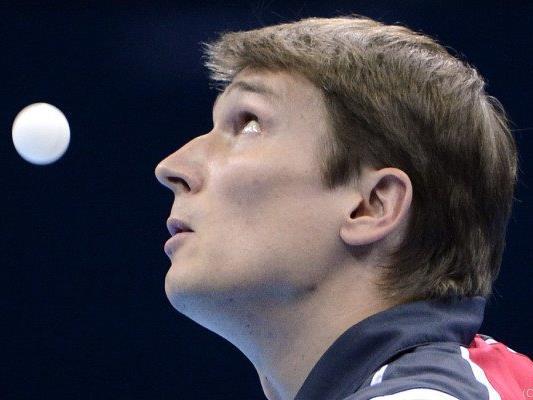 Ex-Weltmeister Werner Schlager in Weltrangliste auf Rang 89