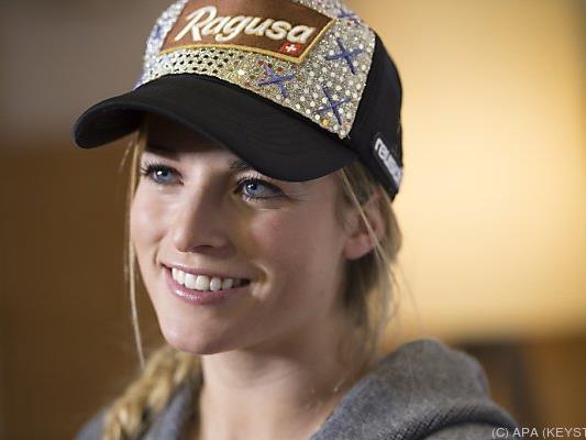 Lara Gut profitiert von Lindsey Vonns Verletzung