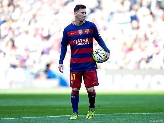 Spielen Messi und Co. künftig in einer eigenen Liga