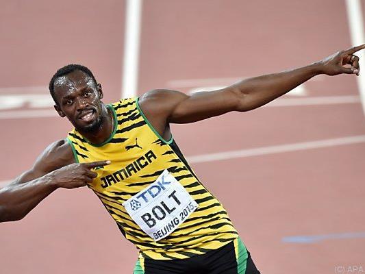 Usain Bolt vor seinen letzten Olympischen Spielen ehrgeizig