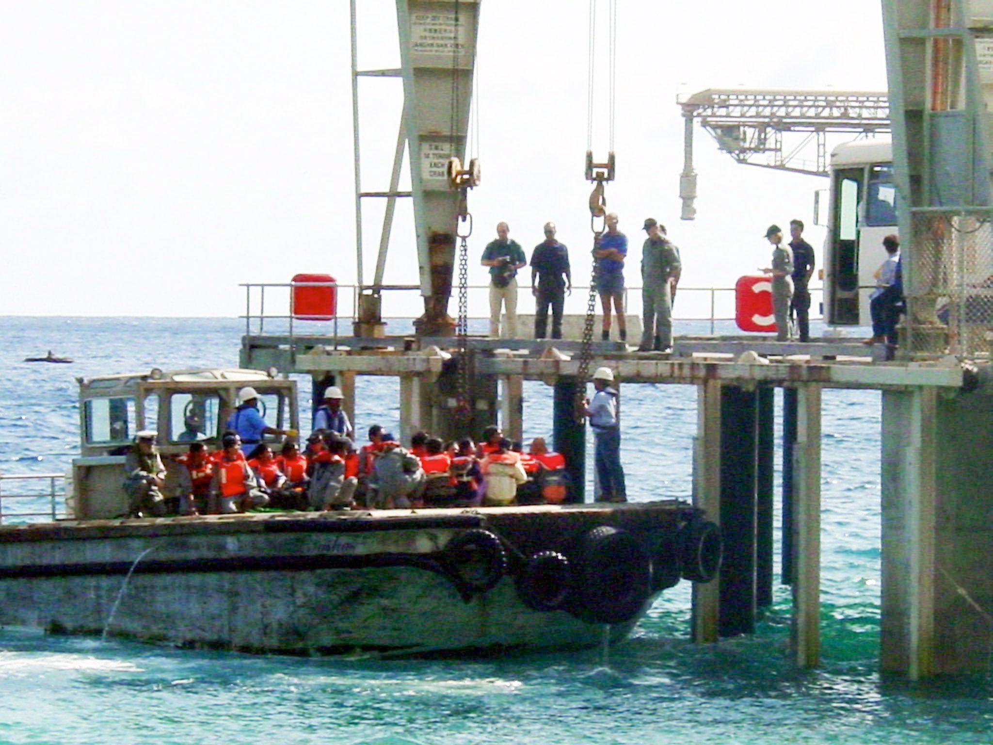 Minister: Seit 600 Tagen erreichte kein Boot mehr das Land.