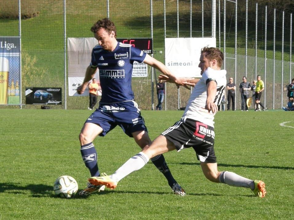 Die Kapitäne René von der Thannen (li.) und Klaus Sohm werden für ihre Teams alles geben.