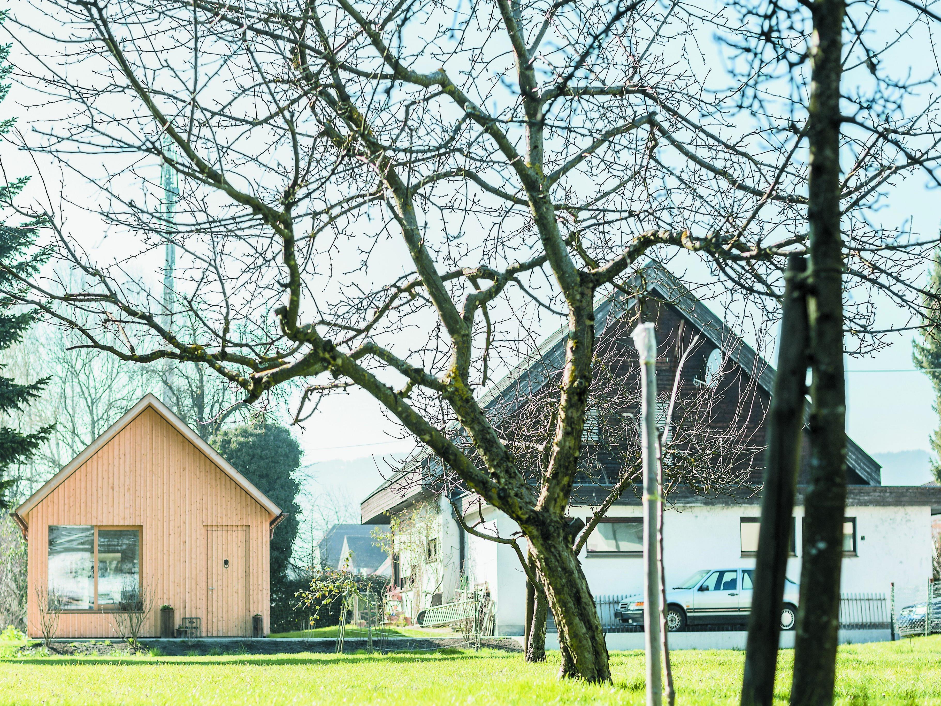 Kleines Haus voll kreativer Ideen - Lustenau | VOL.AT