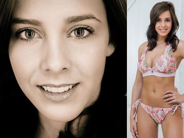 Vorarlberger Misswahl 2016: Natalie aus Schlins mit der Startnummer 4.