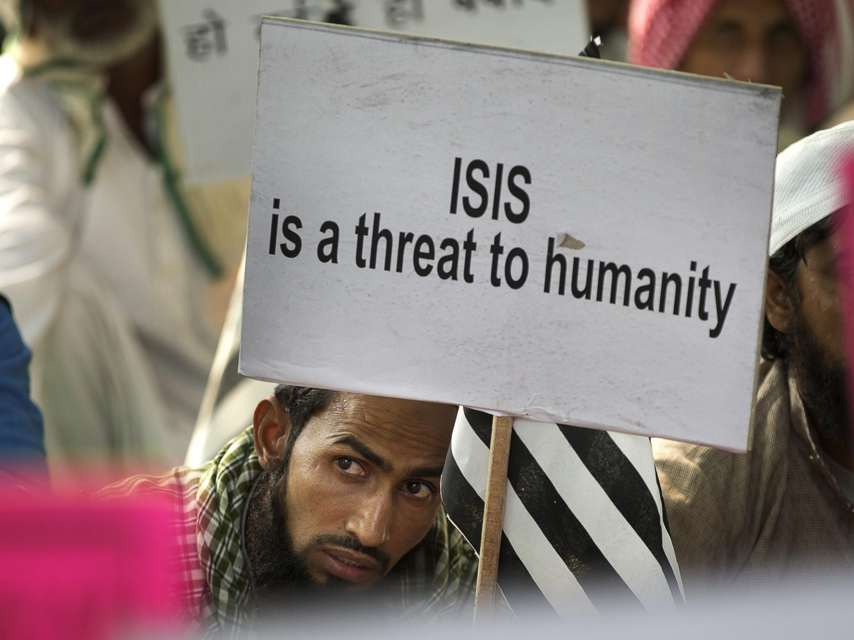 22.000 Akten der ISIS wurden dem Sender Sky zugespielt.