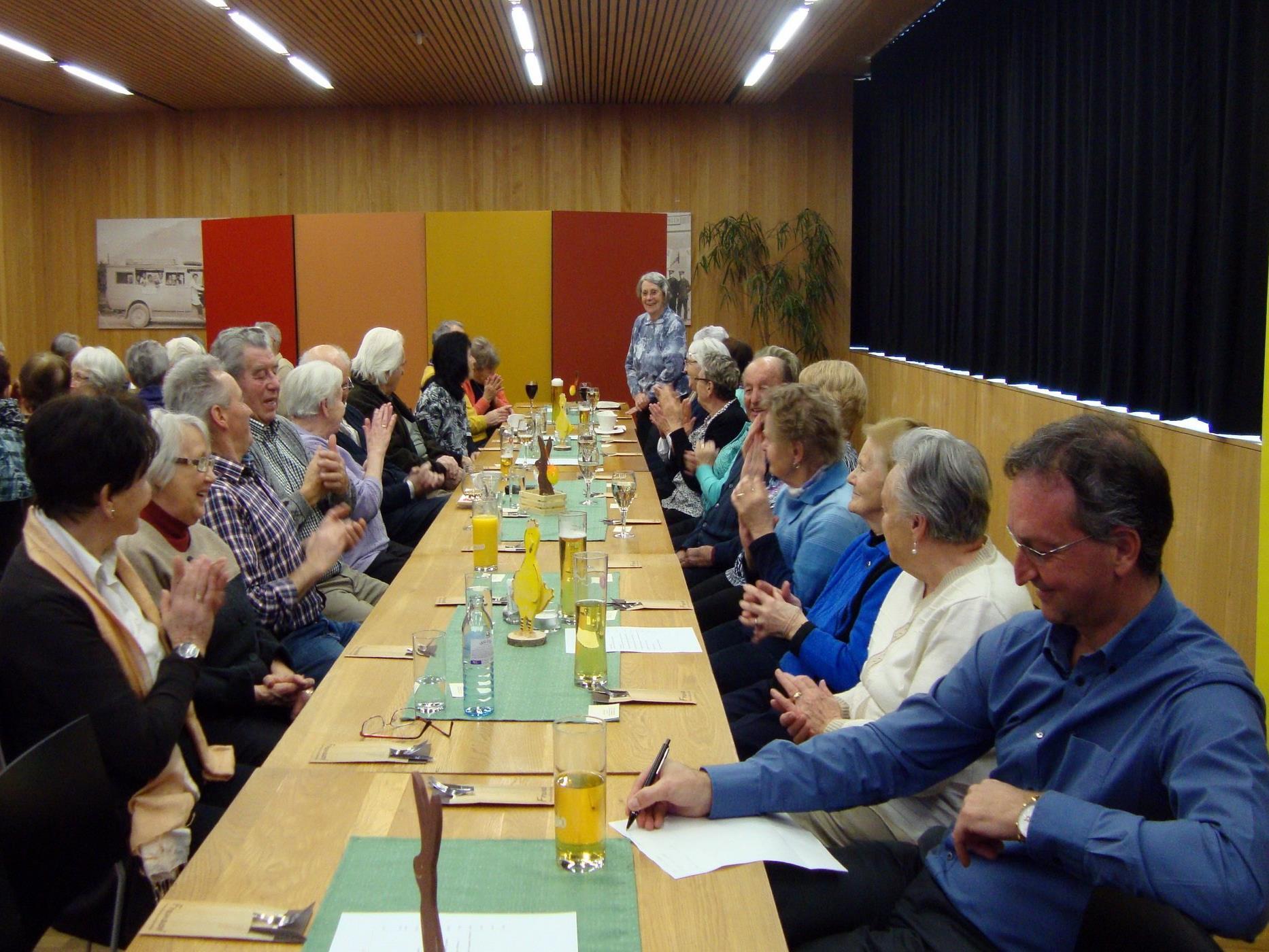 9.JHV des Seniorenbund Ludesch