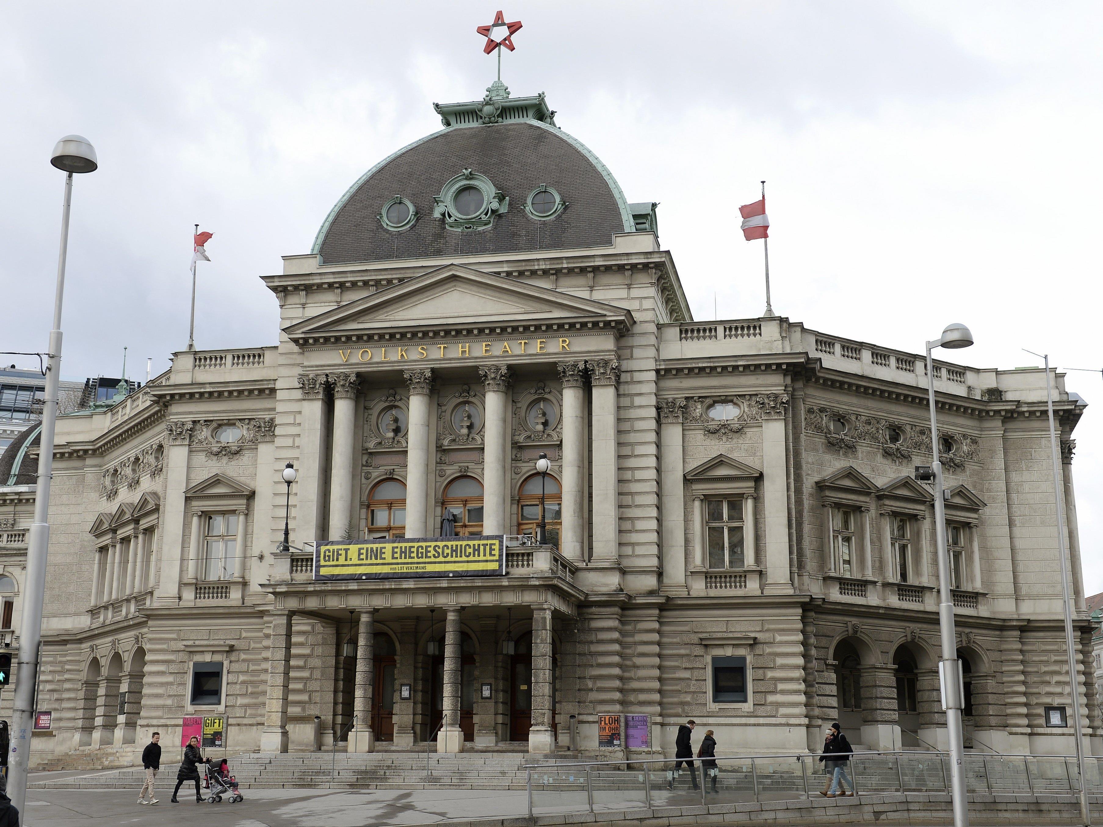 Das Volkstheater schließt seine Werkstätten.