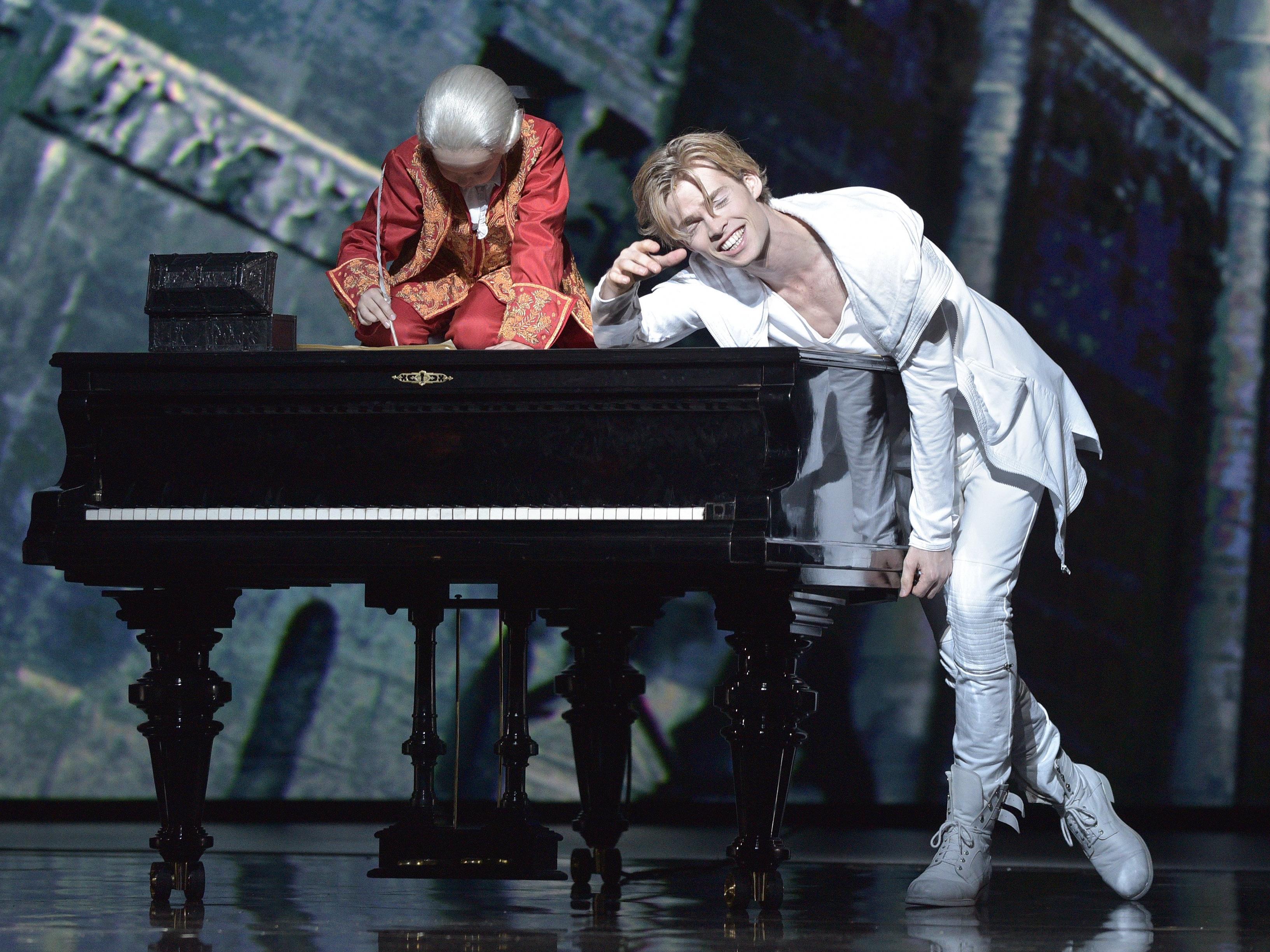 """""""Mozart!"""" zieht von Wien nach Schanghai"""