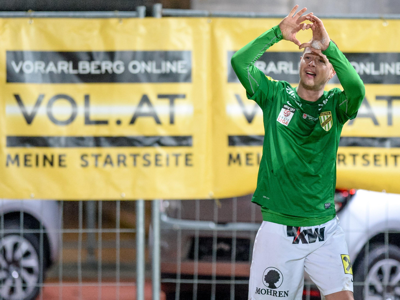 Die Lustenauer Austria hat durchaus noch Chancen auf den Meistertitel.