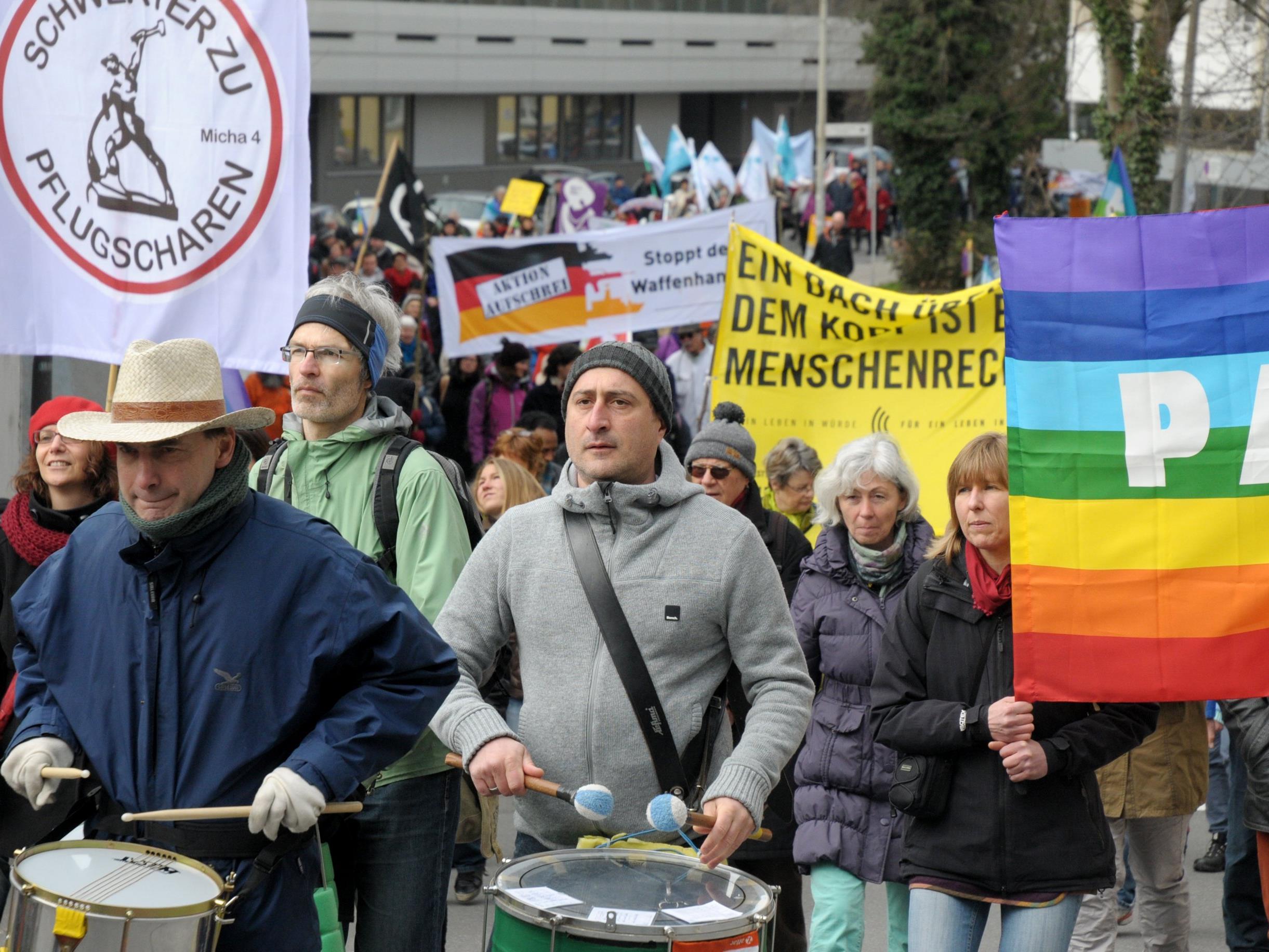 Die Zivilgesellschaft ist herausgefordert, ein starkes Zeichen für Frieden, Gerechtigkeit und ein offenes, gewaltfreies Europa zu setzen.