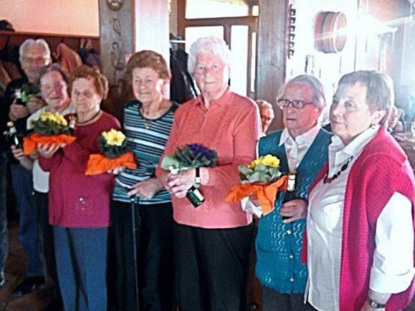 OG Bregenz genießt Kässpätzlepartie in Sulzberg