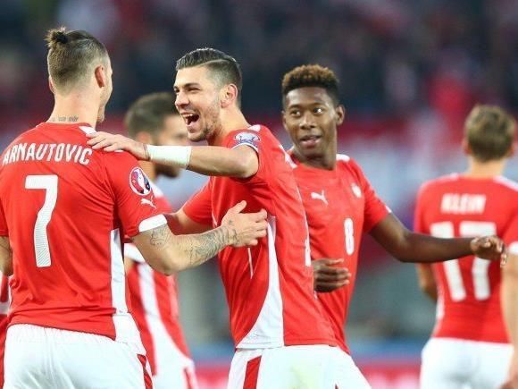 Das österreichische Nationalteam will endlich wieder ein Testmatch gewinnen.