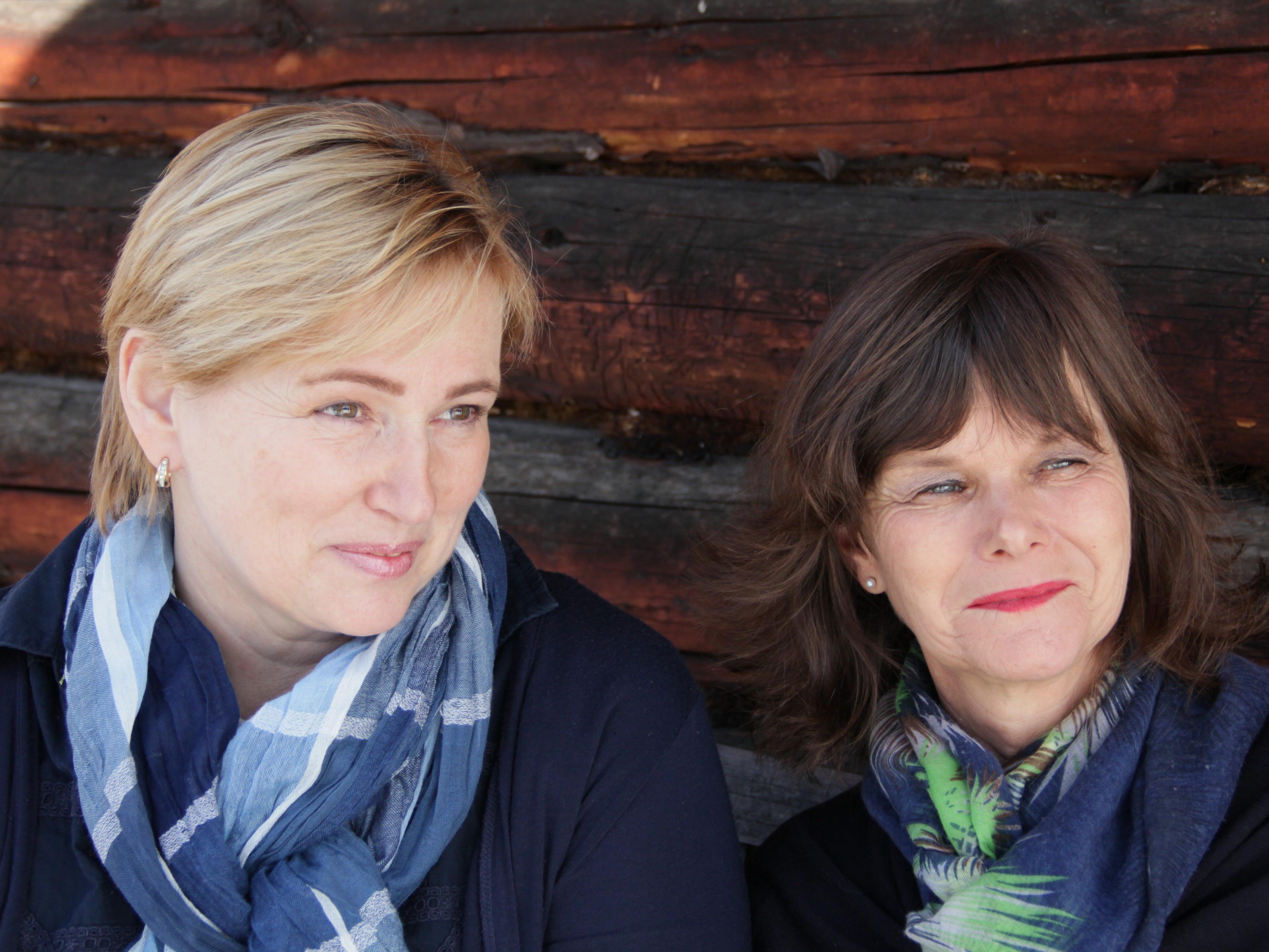 Ulrike und Verena