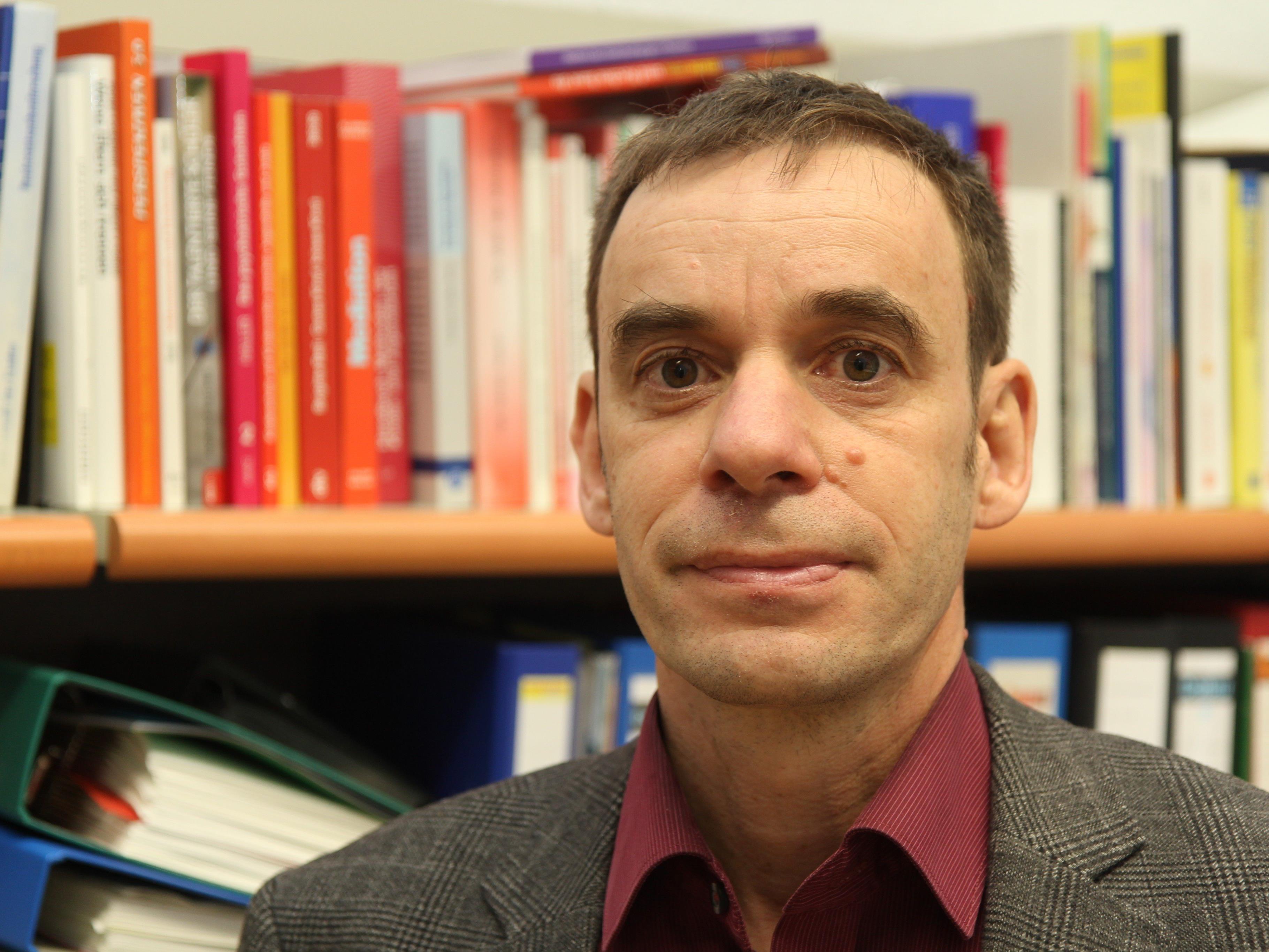 Jugendanwalt Michael Rauch kritisiert das Land.