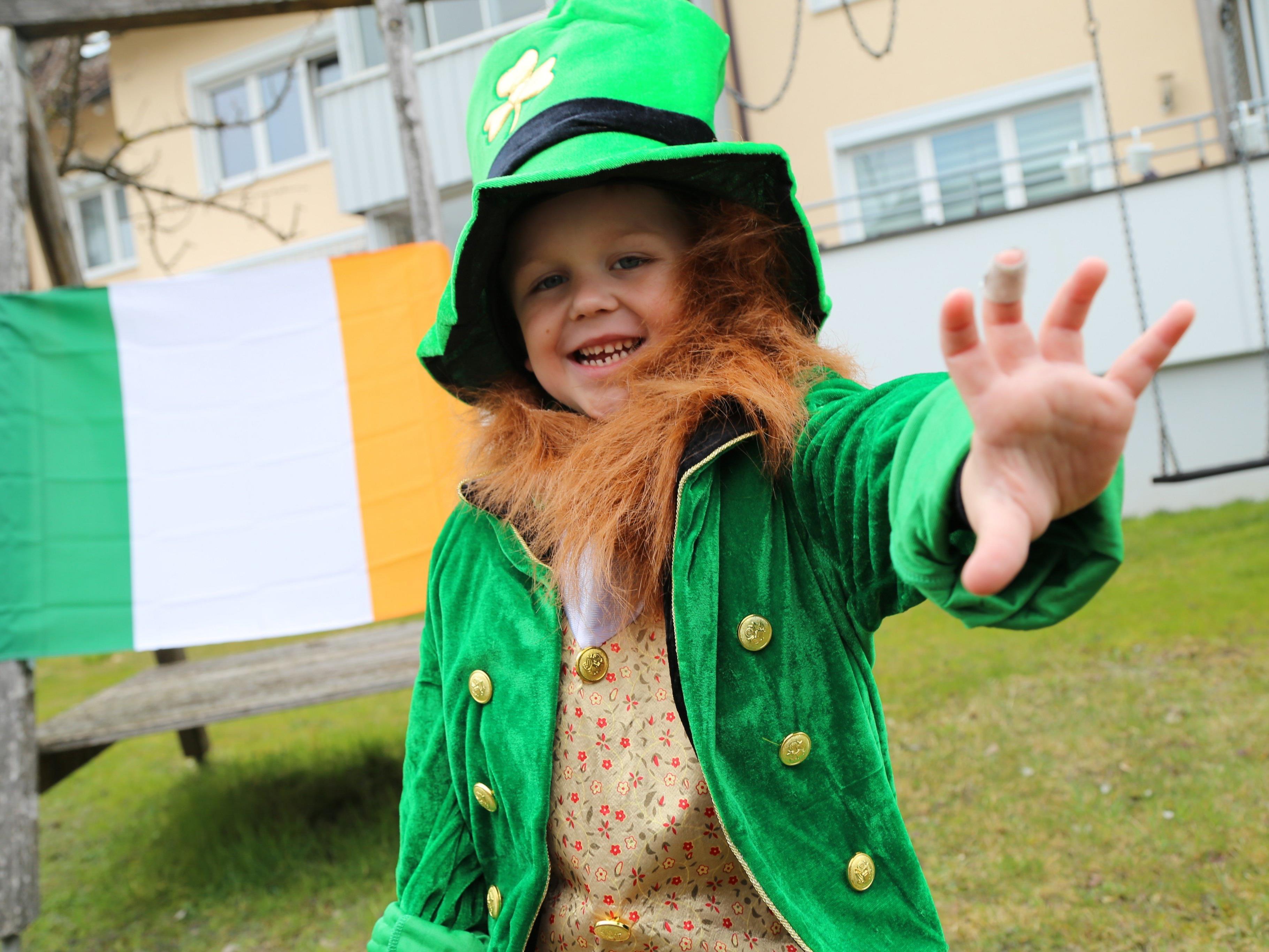 Heute, 17. März, ist St. Patrick's Day – der Gedenktag für den irischen Bischof Patrick.