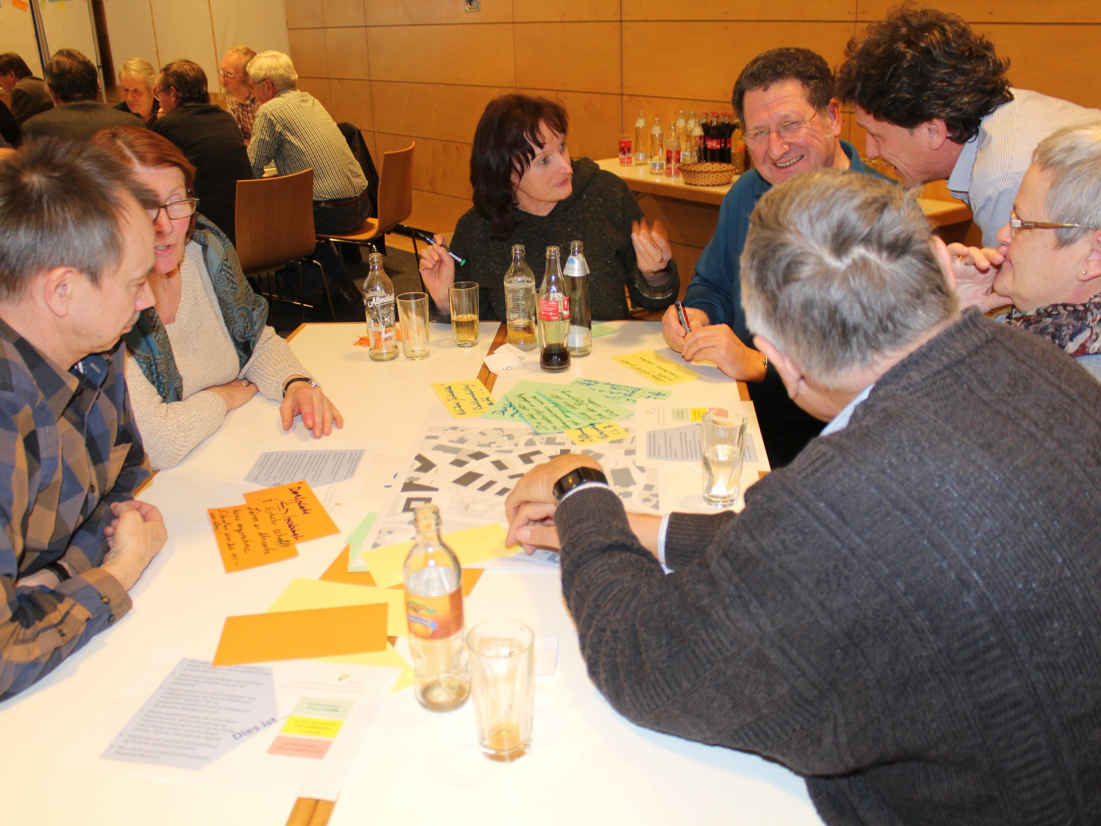 Viele Anregungen zur Zentrumsentwicklung im Adalbert-Welte-Saal