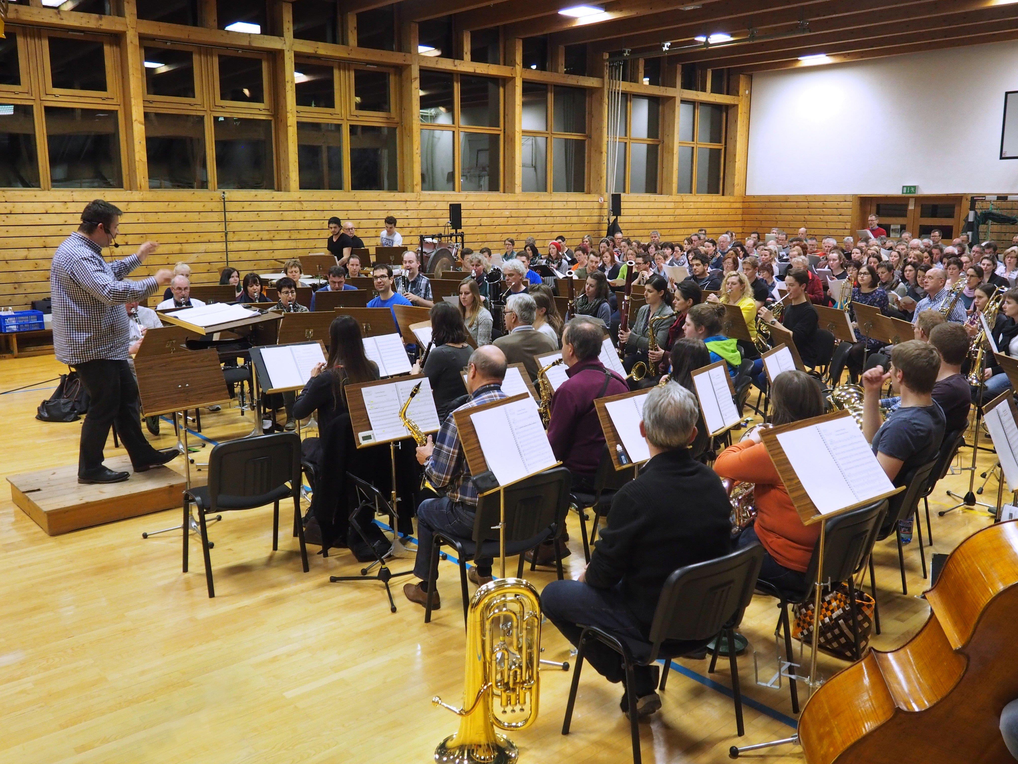 Musikverein Feldkirch-Nofels und Chor