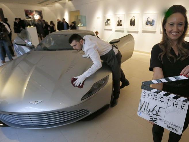 Versteigerung bei Christie's in London - der Hammer fiel am 18. Februar