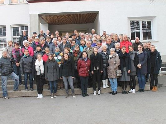 Wundervolle PVÖ-Wintertraumwoche in Mellau