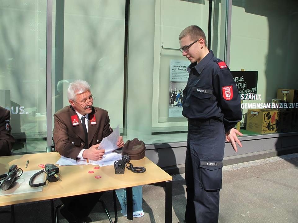 Erfolgreiche Teilnahme der Röthner Feuerwehrjugend beim Wissenstest in Dornbirn