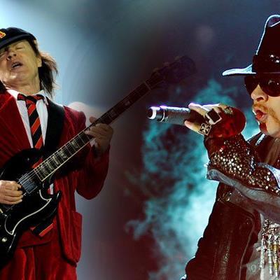 AC/DC braucht einen neuen Sänger - wird es Guns N' Roses-Frontmann Axl Rose?