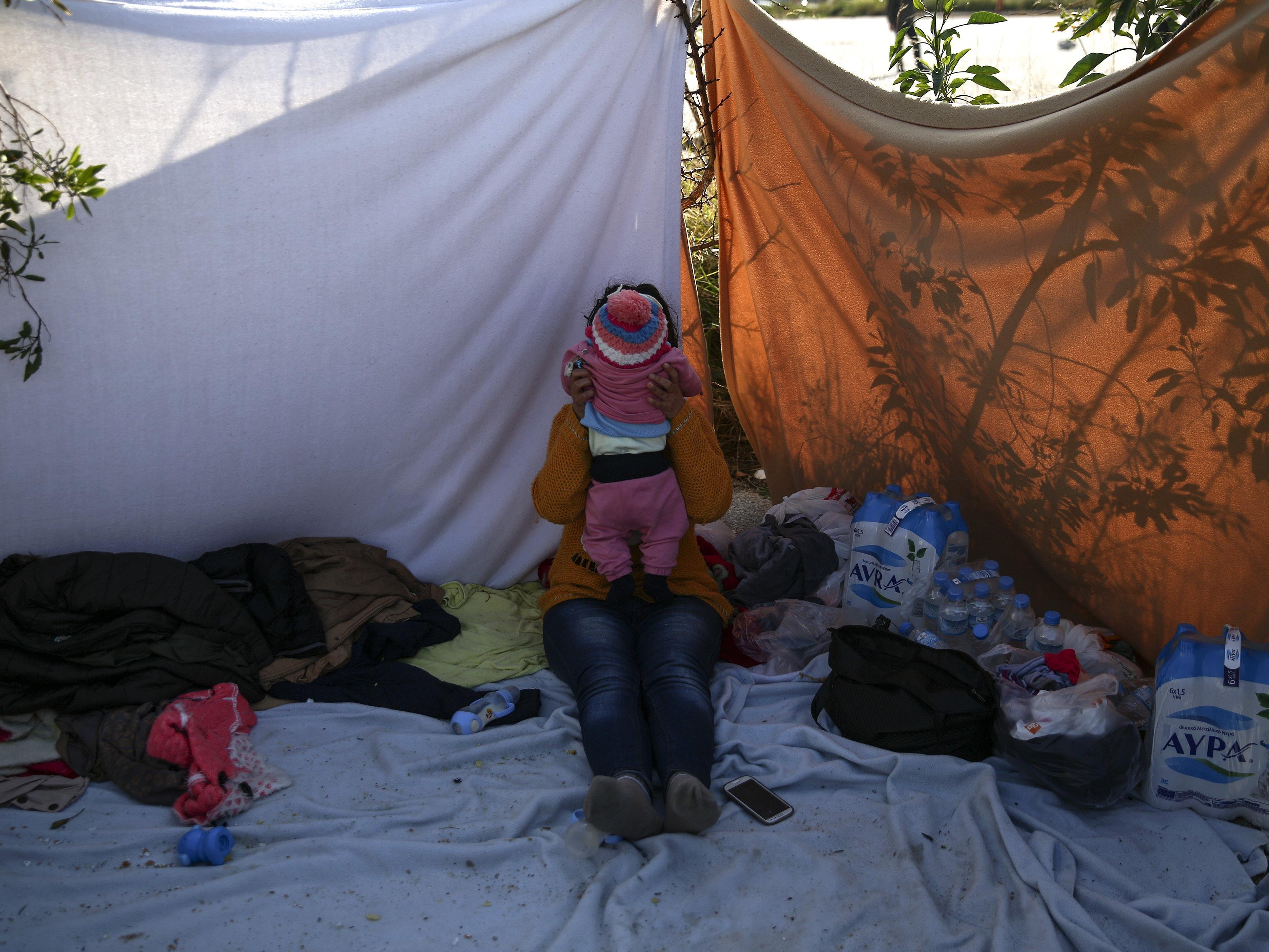 Nothilfe in Flüchtlingskrise: EU-Kommission will Plan am Mittwoch vorstellen