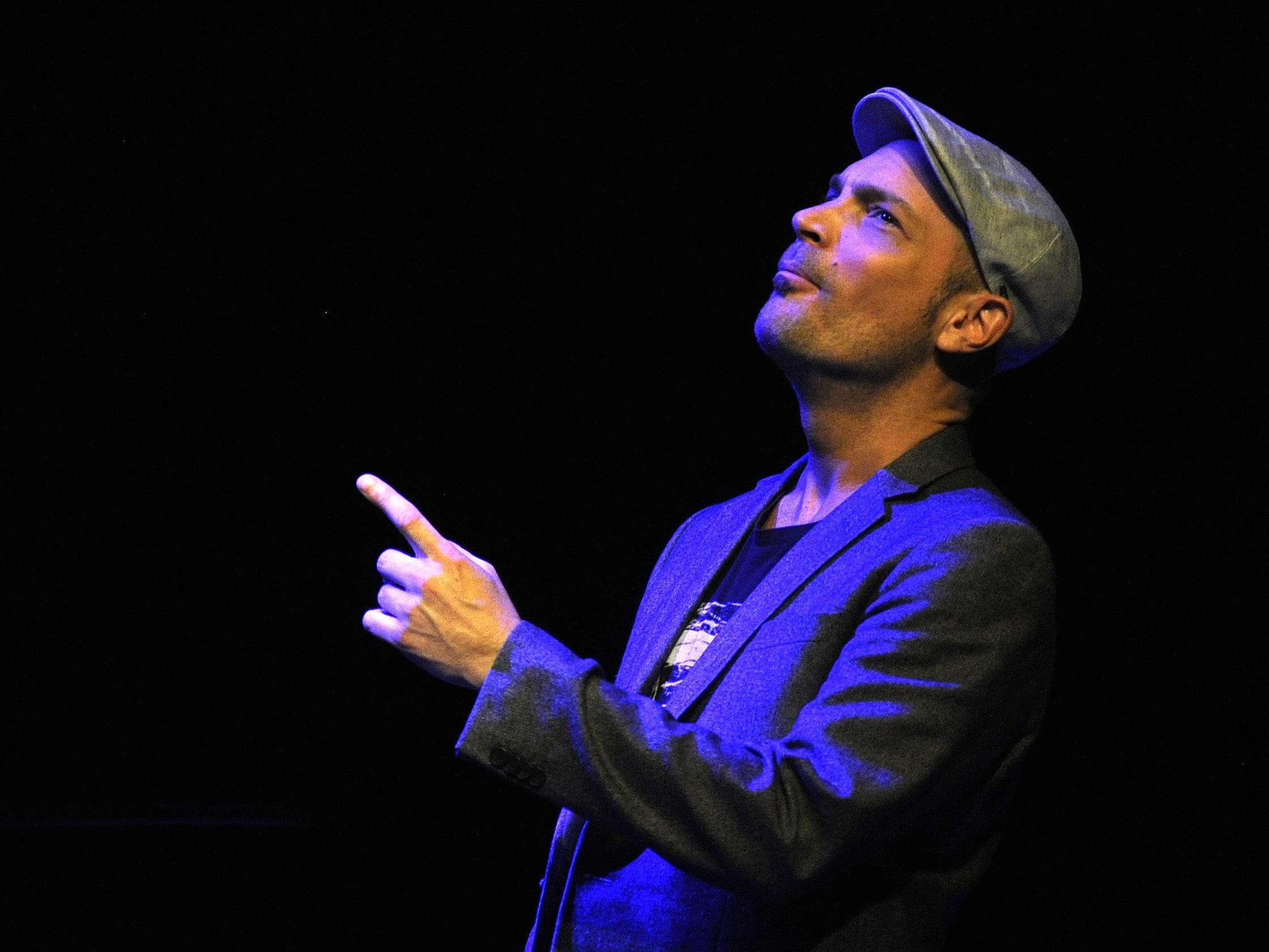 Jazz-Sänger Roger Cicero ist tot. Er wurde nur 45 Jahre alt.