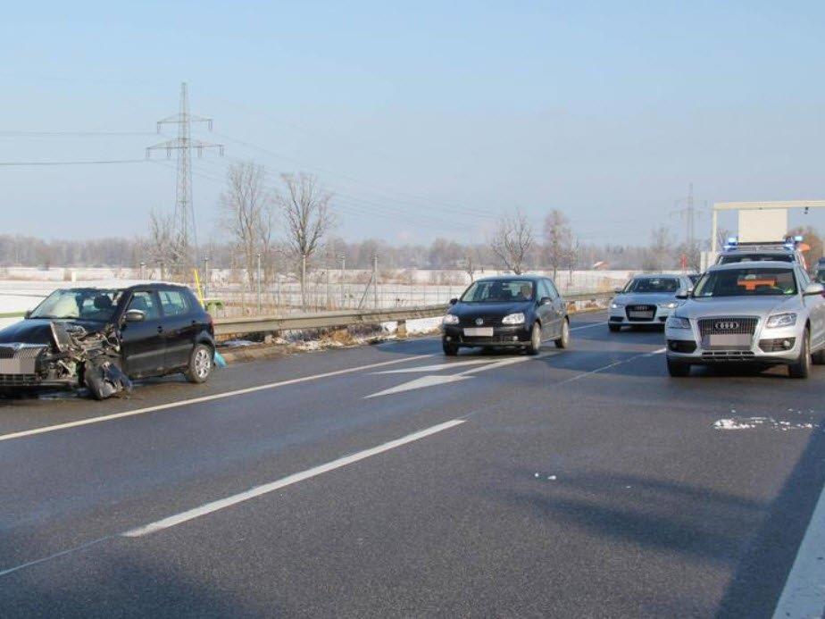 Mehrere Unfälle innerhalb der letzten Monate