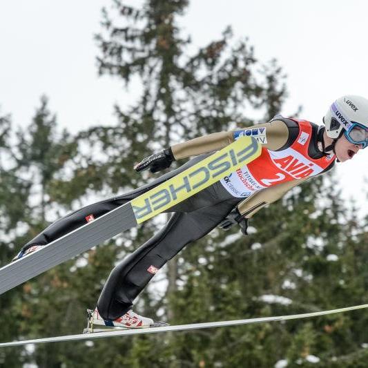 Ulrich Wohlgenannt gewann am Bödele