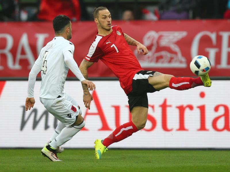 Österreich setzt sich gegen Albanien durch